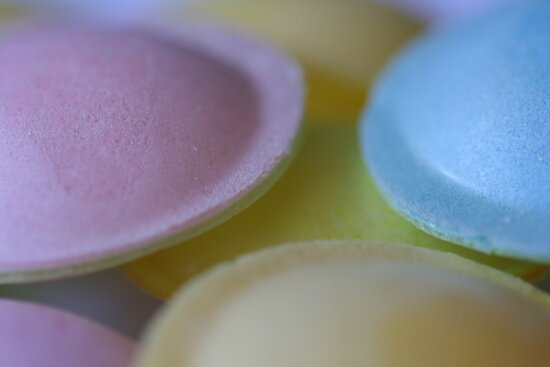 Pastel Sugary Goodness by Kate Harrison