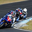 Kevin Curtain | FX Superbikes | Eastern Creek by Bill Fonseca