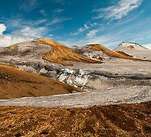 Icelandic Landscape by Adrien Patané