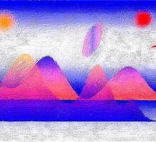 Strange land - revisited by Vasile Stan