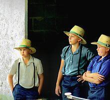 Amish Boys by Marcia Rubin