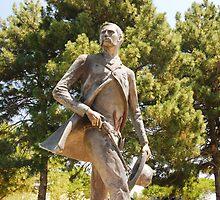 Wyatt Earp by Kent Burton