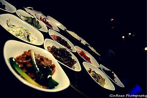 Korean delights by Ginger