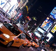 Times Square, New York by scotshot