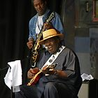 2011 MBBF Magic Slim & The Tear Drops by Sandra Gray