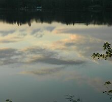 Reflections of the cloud by ErinDonnelly44