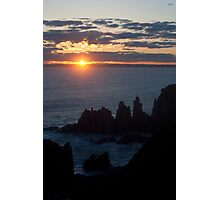 The Pinnacles - Cape Woolamai Photographic Print