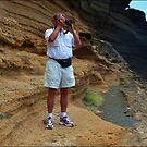 Photographer in Action. by Janone