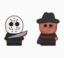 Freddy vs Jason by miklz