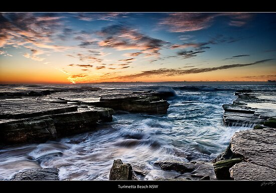 Turimetta Beach by JayDaley