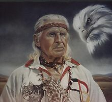 Native American by nanybel