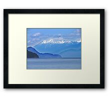 Lower Arrow Lake (1) Framed Print