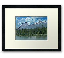 My Favourite Mountain Framed Print