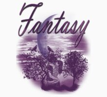 Fantasy love/ T-shirt by haya1812
