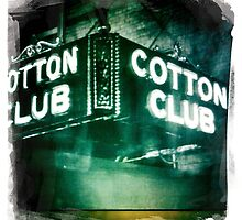 Cotton Club by Cheryl Vorhis