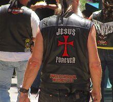 """Jesus by Harley Davidson"" by dfrahm"