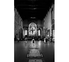 cityscapes #238, to the cross Photographic Print
