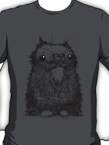 Black Creepycat T-Shirt