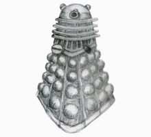Doctor Who Dalek by Jane McDougall