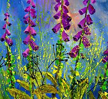 Foxgloves 671170 by calimero