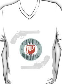Charles Bukowski - Pulp T-Shirt