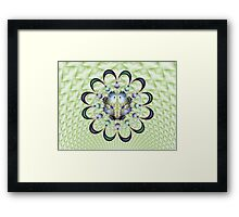Poovoot Bug and Anti-Virus Framed Print