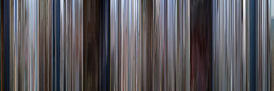 Moviebarcode: Jaws (1975) by moviebarcode