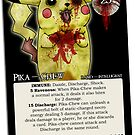 Zombiemon Card Game? by RPGesus