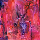 Festival of Fire by Regina Valluzzi