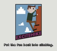 EXCITEHIKE - NES Parody by AlexNoir