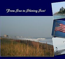 From Sea to Shining Sea! by Linda Jackson