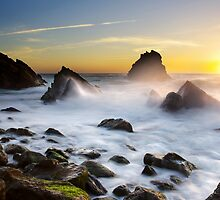 Adraga Beach by ccaetano