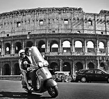 Roma Holiday by opiumfire