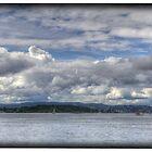 Akerbrygge view - Oslo by Frostworld