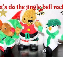 Jingle Bell Rock by missmoneypenny