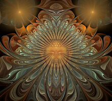 Buddha Blessings by Craig Hitchens - Spiritual Digital Art