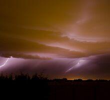 Lightning by Jim Terry
