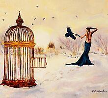 La Cage by Nicole Marbaise