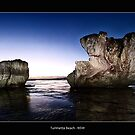 Turimetta Rocks by JayDaley