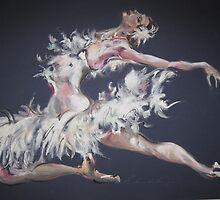 White Swan by Belinda Baynes