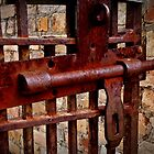 LOCK....Port Arthur Style by myraj