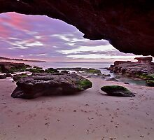 Natures Window. by Warren  Patten