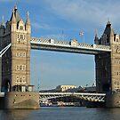 London tower bridge by EblePhilippe