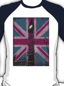 Union Jack and Big Ben T-Shirt