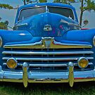 1948 Ford Super Deluxe Sedan by Mike Capone