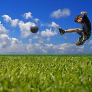 Soccer Player by Manuel Fernandes