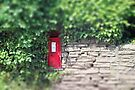 Small Town Mail Box by missmoneypenny