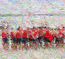 2011 192 0 expressionist lifeguard meeting by crescenti