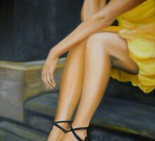 The Waiting by Shari Cerney