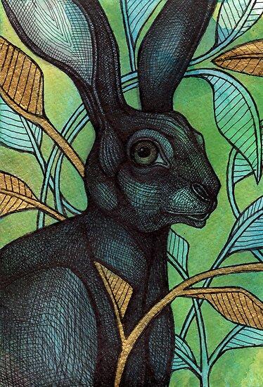 The Hidden Hare by Lynnette Shelley